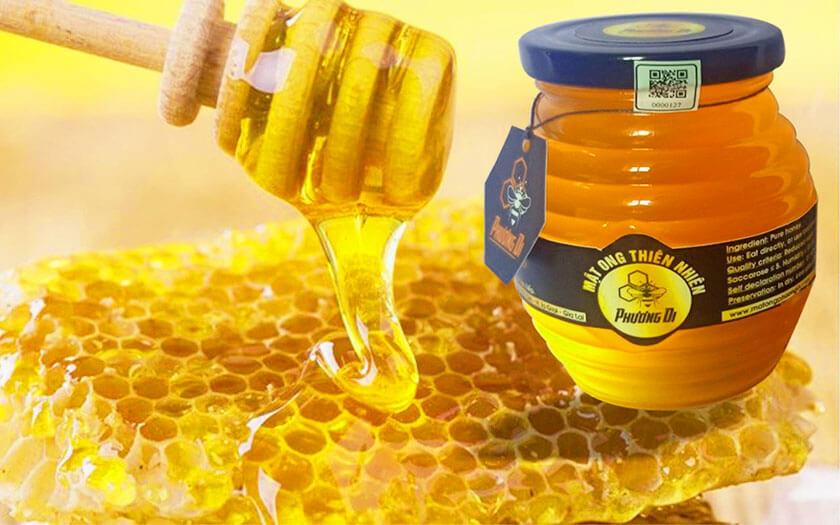 nhận biết mật ong thật bằng quan sát
