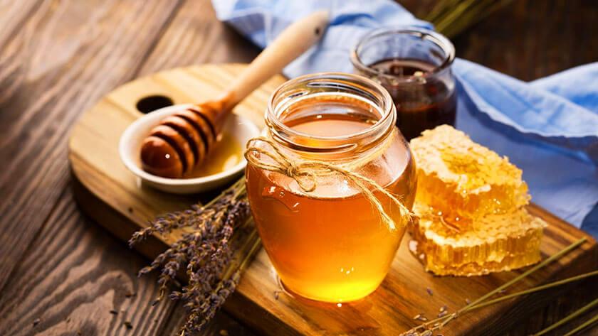 sử dụng mật ong đúng cách trước bữa ăn