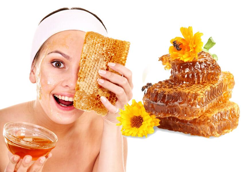 tác dụng mật ong