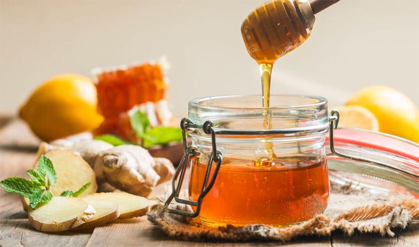tẩy trang bằng mật ong có sạch không
